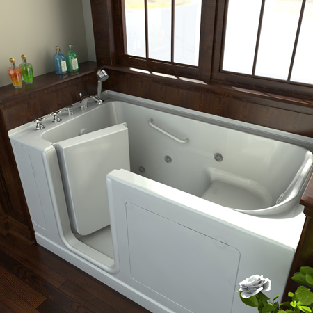 Ck construction llc photo gallery for Tub length